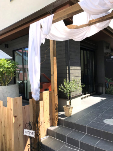 ボンヌカフェ御成テラス店