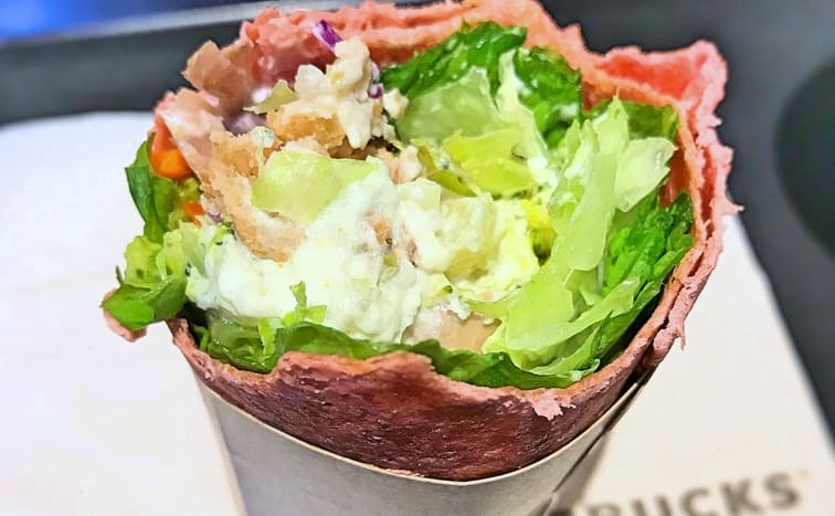 サラダラップ冬野菜&きのこの口コミ