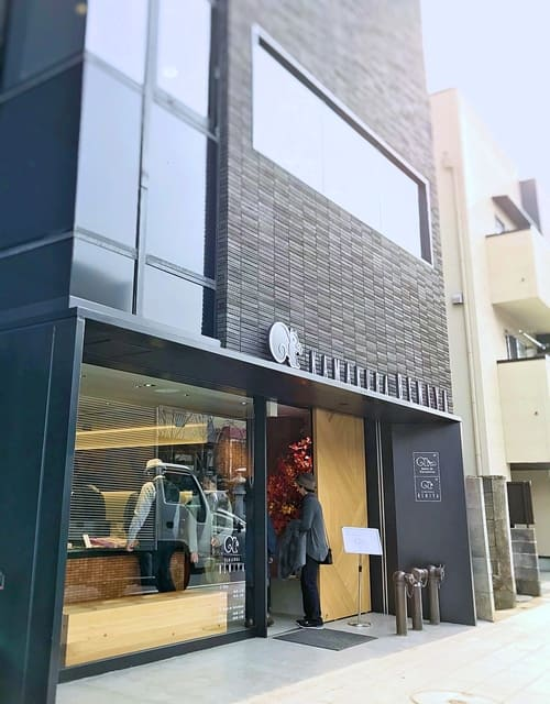 鎌倉紅谷 八幡宮前本店外観