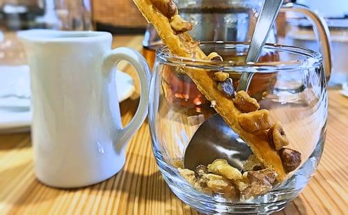 鎌倉紅谷カフェのプチフール