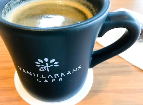 VANILLABEANS バニラビーンズ鎌倉店 オーガニックコーヒー