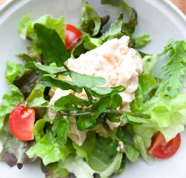 鎌倉ランチsahan「サラダ」