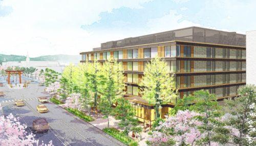 ホテルメトロポリタン鎌倉 完成イメージ